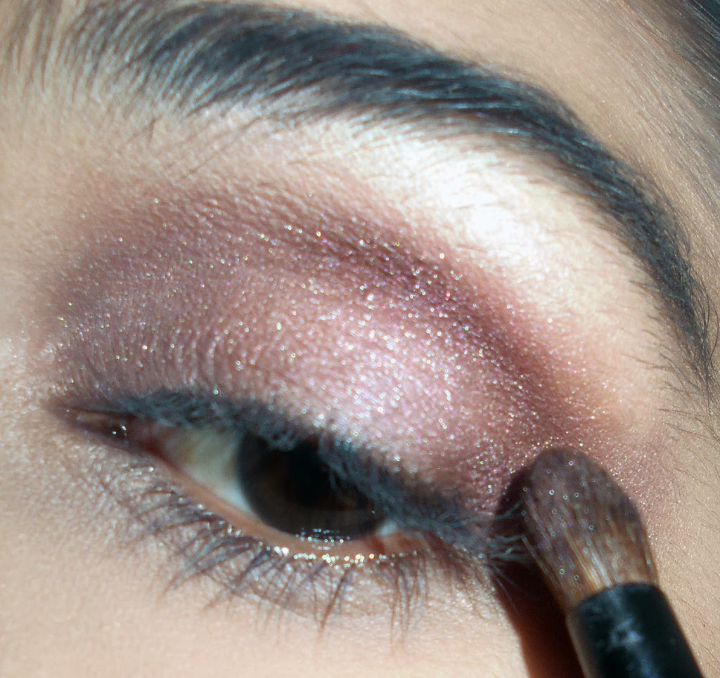 Tutorialhow To Do Everyday Simple Natural Eye Makeup Step By Step